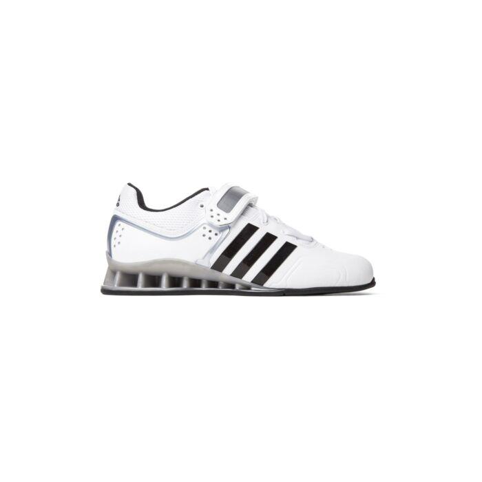Power Shoes - White/Black/Grey